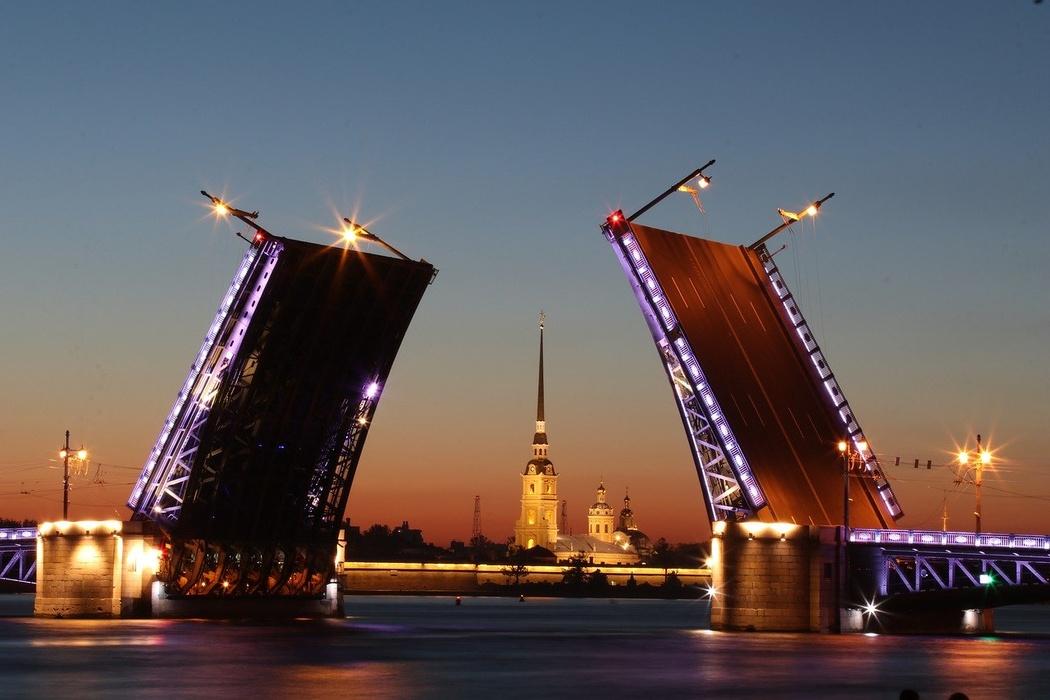 Петербург вновь номинирован на ежегодную…